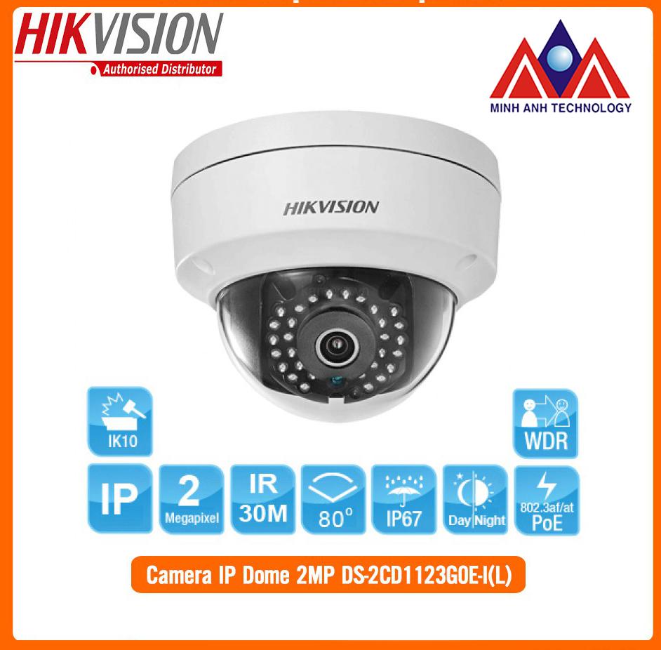 camera quan sát trong nhà HikVision DS-2CD1123G0E-ID