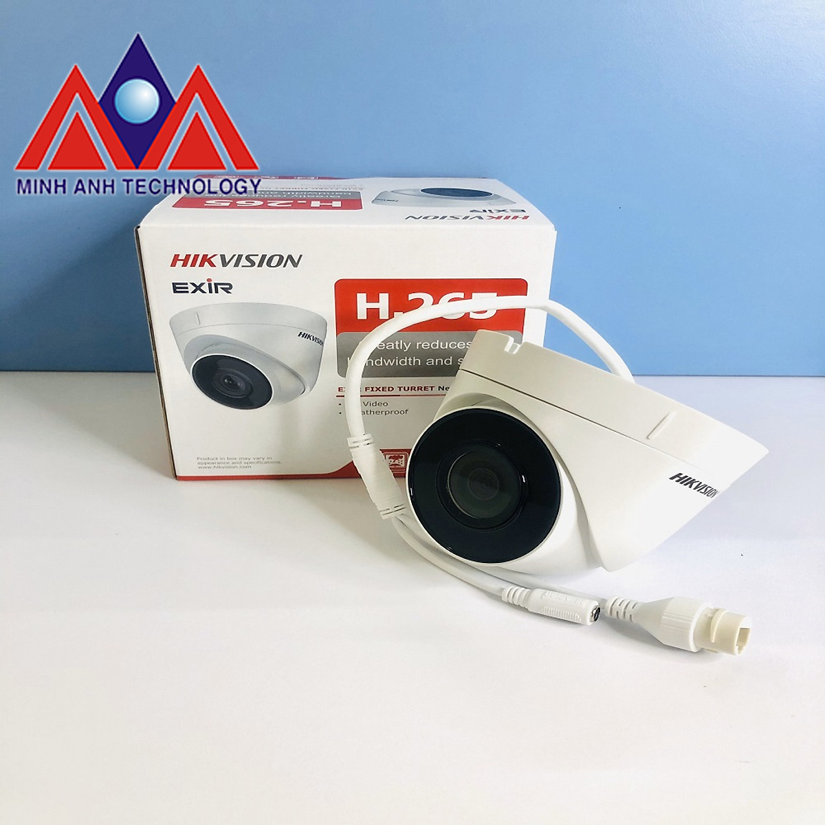 Camera quan sát Hikvision DS-2CD1323G0E-ID chính hãng