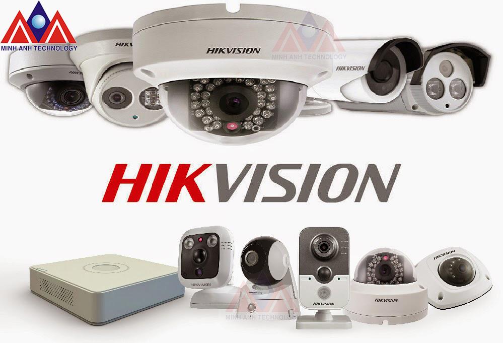 Camera quan sát cho văn phòng Hikvision