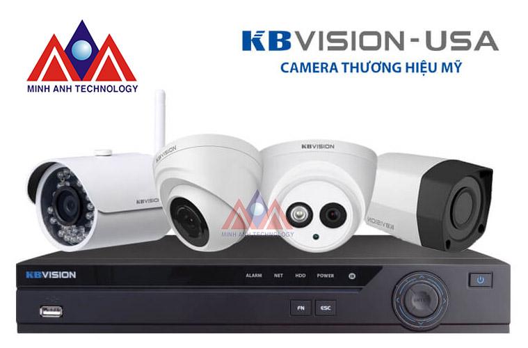 Camera quan sát cho gia đình KBvision