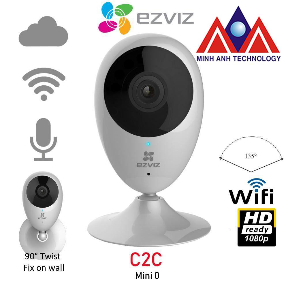 Camera quan sát thu âm ezviz C2C