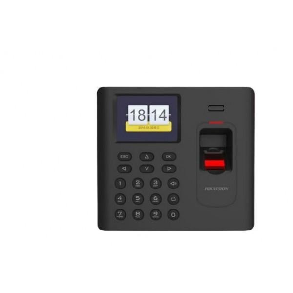 Máy chấm công vân tay, thẻ HIKVISION DS-K1A802AEF-B