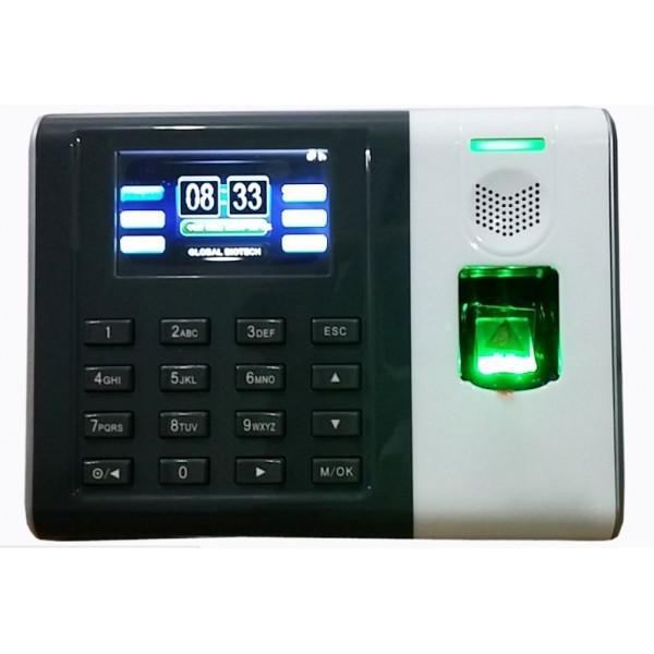 Máy chấm công Vân Tay+thẻ thế hệ mới  DG-100