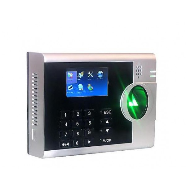 Máy chấm công vân tay + thẻ cảm ứng RONALD JACK 3000TID