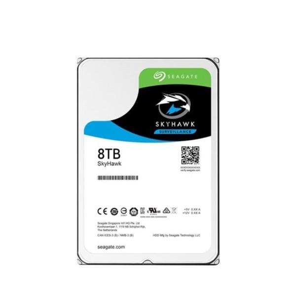 Ổ cứng chuyên dụng 8TB SKYHAWK SEAGATE ST8000VX004