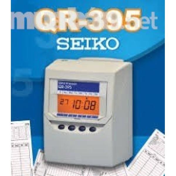 Máy In kim, đầu in Nhật rất bền SEIKO QR-395