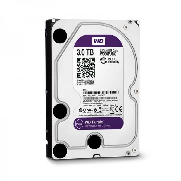 Ổ cứng chuyên dùng cho Camera WD Purple WD30PURX-78