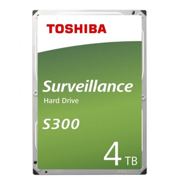 Ổ cứng chuyên dụng 4TB TOSHIBA HDWT140UZSVA