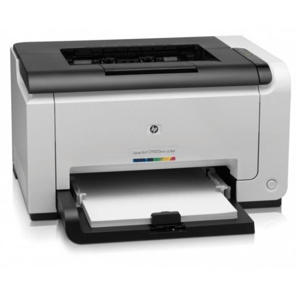 Máy in Màu HP LaserJet Pro CP1025NW