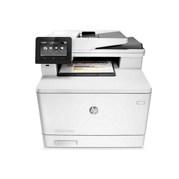 Máy in Màu Đa Chức Năng HP Color LaserJet Pro MFP M477FDN