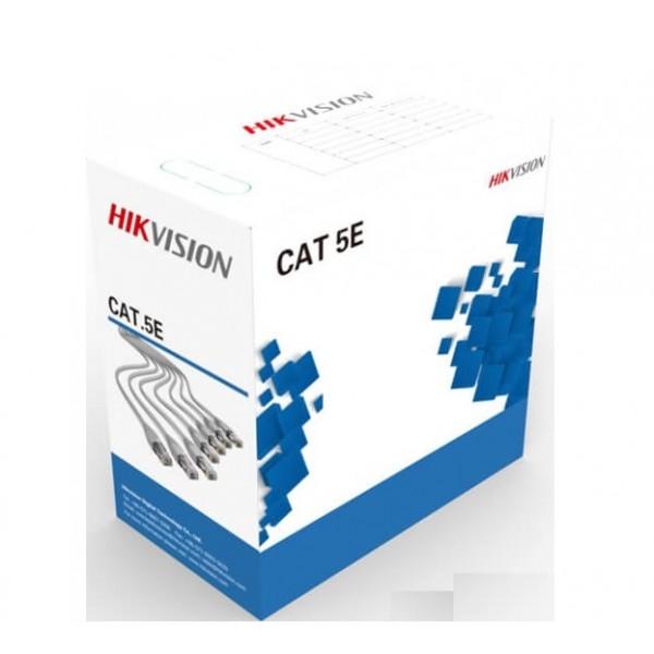 Cáp mạng CAT6 UTP HIKVISION DS-1LN6-UE-W