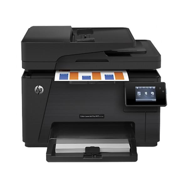 Máy in Màu Đa Chức Năng HP Color LaserJet Pro M177FW