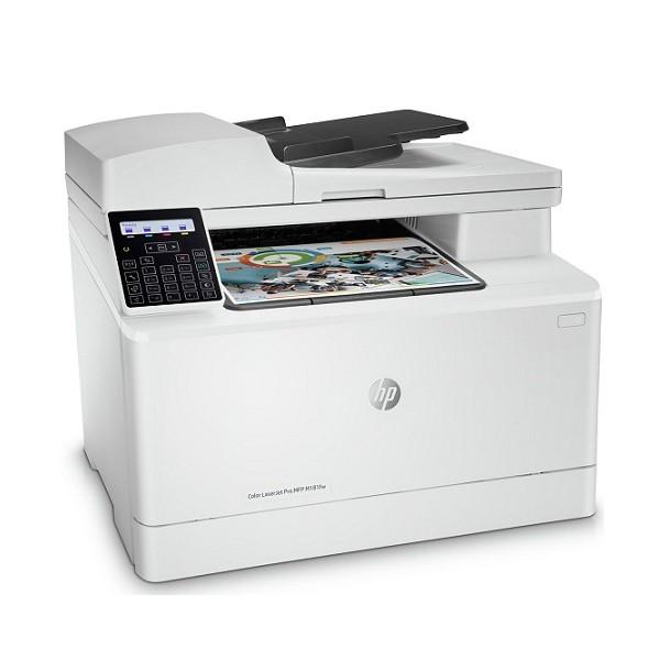 Máy in Màu Đa Chức Năng HP Color LaserJet Pro MFP M181FW
